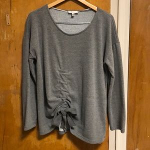 Neiman Marcus Grey Sweater